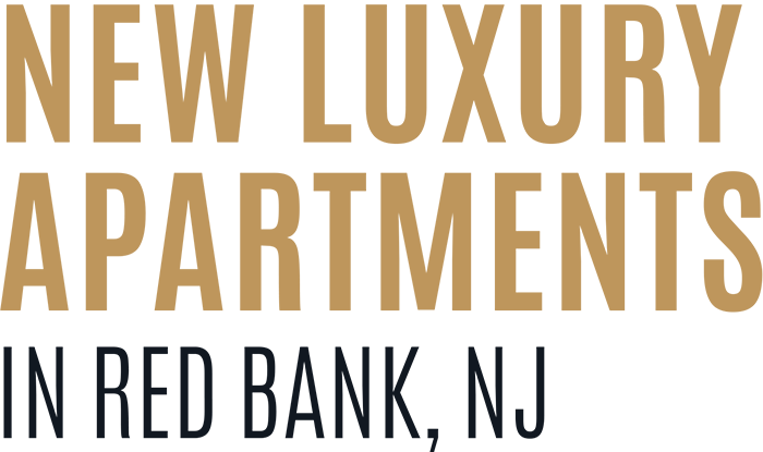 New luxury apartments in Red Bank, NJ